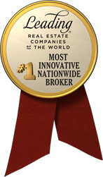 Leading Real Estate Companies Of The World Award Winner - #1 Most Innovative Nationwide Broker